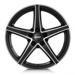 Alutec W10X RACING BLACK FRONTPOLISHED 8.50x19 5x120 ET45 - alutec_raptr_racing_black_frontpolished.jpg